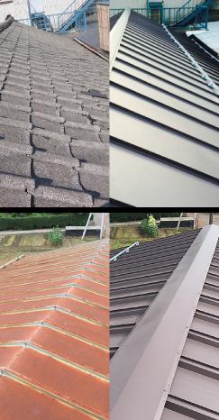 三条市の屋根修理